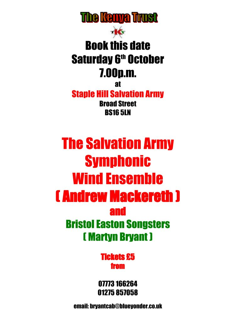 SASWE in Bristol, Poster